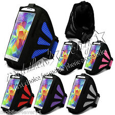 Sports Running Jogging Gym Armband Case Cover Holder for Samsung Galaxy