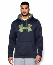 Men's  Under Armour Storm Armour Fleece Big Logo Hoodie