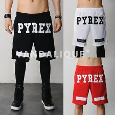 XQUARE 23 Pyrex Basketball Mesh Gym Shorts Kanye A$AP FABRIXQUARE s38 #2