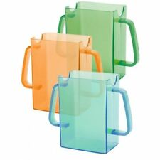 Mommy's Helper Juice Box Buddies Holder for Juice Bags & Boxes No Spills NEW