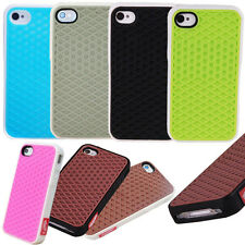 New Sport shoe soles Bumper Rubber Soft Silicone Skin Case For Apple iPhone 4 4S