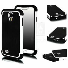Hybrid Dual layer Hard Case Cover for Samsung Galaxy S4 S IV SIV i9500 SCH-I545