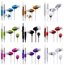 iEAR EARPHONES HEADSET HEADPHONE HANDS FREE EARPIECE MiC fOr Samsung Galaxy X