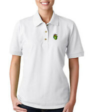 GOLF Embroidery Embroidered Lady Woman Polo Shirt