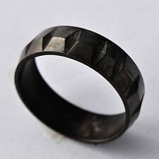 Titanium Stainless Stee Carving pattern band Ring SZ 7,8,9,10,11 A2038 -A2042