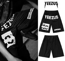 weilin Unisex Fashion Hip Hop Yeezus Sport Shorts Basketball Pants Y0528