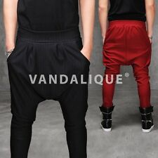 Drop Crotch Stripe Embossed Lounge Pants Kanye A$AP FABRIXQUARE p300 #4
