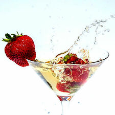 STRAWBERRIES & CHAMPAGNE Candle/Soap Making Fragrance Oil,Oil Burners,Diffusers