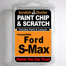 FORD S-Max TOUCH UP PAINT Stone Chip Scratch Repair Kit 2011-2014