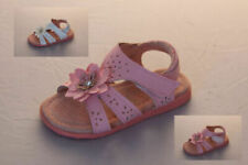 Girls Shoes ProActive Emily Pink or white Leather Sandal Size 4-12 New