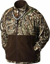Drake Waterfowl Systems MST Eqwader Plus Full Zip Jacket CHOOSE SIZE & CAMO