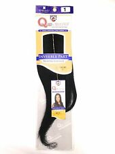 SHAKE N GO QUE BY MILKY WAY 100& HUMAN HAIR MASTERMIX INVISIBLE PART CLOSURE 12""