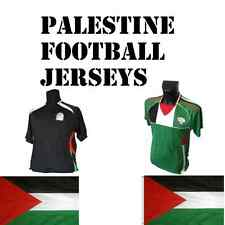 Palestine Football Jersey Soccer Team Shirt Green Or Black - S M L XL T-Shirt