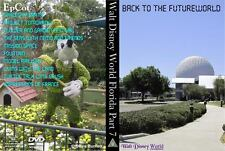 Walt Disney World Florida Part 7 - Back To The Futureworld DVD or Blu-Ray (NEW)