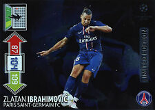 PANINI ADRENALYN - CHAMPIONS LEAGUE 2012-2013 - LIMITED EDITION - zum wählen