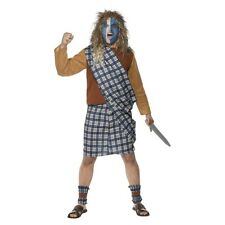 Braveheart Costume Adult William Wallace Halloween Fancy Dress