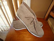 Mossimo Supply Co. Mens Suede Leather Oxford Casual Lace Up Shoes Brown New