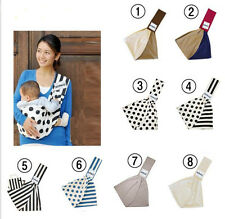 Baby Wrap Style Carrier Sling portable necessary protection from BREASTFEEDING