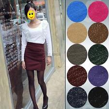 ATTRACTIVE VOGUE SHINY PANTYHOSE GLITTER STOCKINGS WOMEN GLOSSY TIGHTS CHARMS