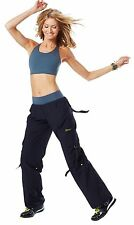 Zumba Craveworthy Cargo Pants - Sew Black