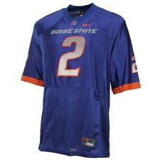 Boise State Broncos #2 Jersey L XL NWT NEW Football Nike Blue