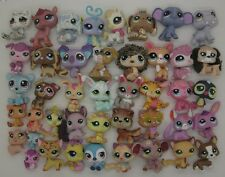1PCS Littlest Pet Shop Loose Deer dog TIGER cat hedgehog rabbit elephant wolf