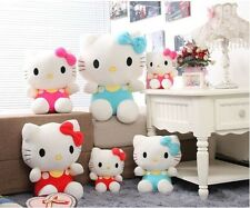 35cm withTags Sanrio Classic Pink Hello Kitty Large Plush Doll Toy Figure 1Pcs