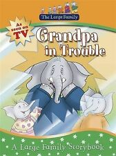 The Large Family: Grandpa in Trouble, Murphy, Jill, Good Book