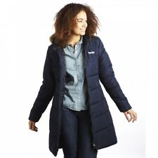 RRP £69.99 LADIES REGATTA LONG INSULATED BLISSFULL II PARKA JACKET/COAT
