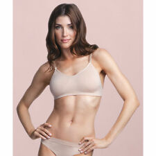 Capezio Seamless Overs & Unders Adult Clear Back Bra 3683