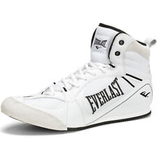 Everlast Lo-Top Pro Competition Boxing Shoes - White