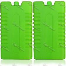 Ice Pack, Cool Freezer Blocks For Cooler Bag,Lunch Box,Picnic,Camping,Travel x 2