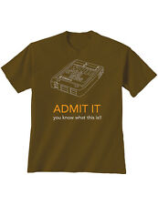 NEW NWT Admit It 8 Track Image - You Know What This Is Revealer T-Shirt