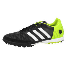 Adidas 11nova Trx Tf Football Shoes Black Solar Slime F33098 Adipure 11pro