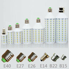 E27 E14 B22 E26 E40 B15 5W 12W -  25W 30W SMD 5050 Led Light Bulb Lamp 110V 220V