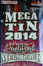 Yu-gi-oh Mega-Pack 2014 Common Spell & Trap Cards Single/Playset Take Your Pick