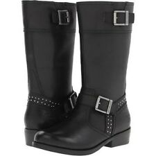 Womens Harley-Davidson Hayley Black Boots Leather Motorcycle D83566