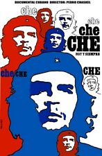 8299.Che hoy y siempre.cuban documentary.portrait.POSTER.movie decor graphic art