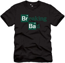 Breaking Bad Officially Licensed NWT Chemistry Logo Men's T-Shirt