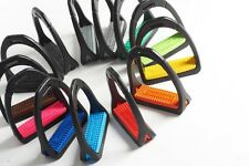 Compositi Premium Profile Stirrups 686 for Adults and Children Choice of Colors