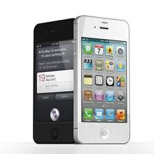 Apple iPhone 4 8GB Sprint Black and White Smartphone