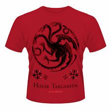GAME OF THRONES The House Of Targaryen T-SHIRT NEU