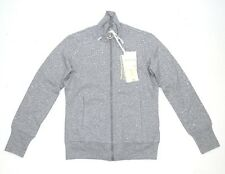 Monnalisa Sparkly Zip-Up Tracksuit Top Grey ~ 797811A4