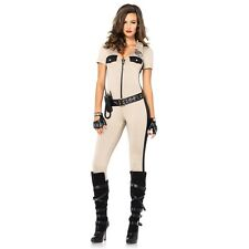 Police Costume Adult Cop Sexy Sheriff Halloween Fancy Dress