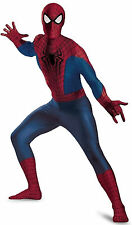 The Amazing Spider-Man Movie 2 Bodysuit Adult Costume - Halloween Cosplay - fnt