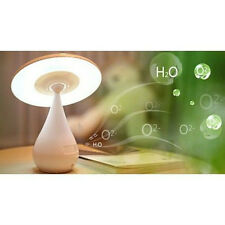 USB LED Rechargeable Mushroom Lamp Air Purifier Adjustable Touch Night Light