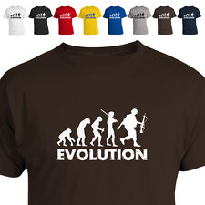 Evolution Of Soldier Funny T Shirt All Size/Colour