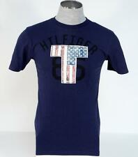 Tommy Hilfiger Navy Blue Short Sleeve Tee T Shirt Youth Boys NWT