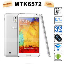 """5.5"""" GSM GPS Android 4.2 Dual Sim/Cam Unlocked Straight Talk AT&T 3G Smartphone"""