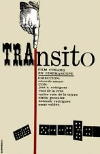 9332.Transito.cuban film.hand plays dominos.POSTER.decor Home Office art